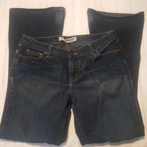 Express Precision Fit Jeans - Size 10
